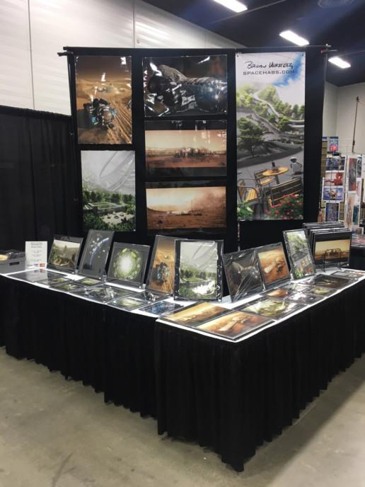 Photography Expo Stands : Edmonton comic expo 2017 u2013 spacehabs.com